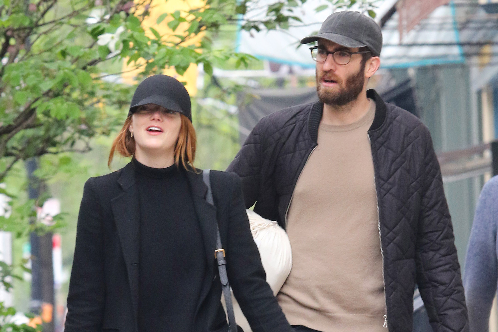 Emma Stone and Dave McCary are getting Married after having a Baby