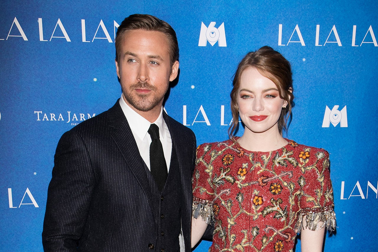 Emma Stone is causing Trouble between Ryan Gosling and Eva Mendes