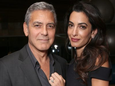 George Clooney, Amal Clooney Divorce Rumors- Couple to have $500 Million Legal Settlement