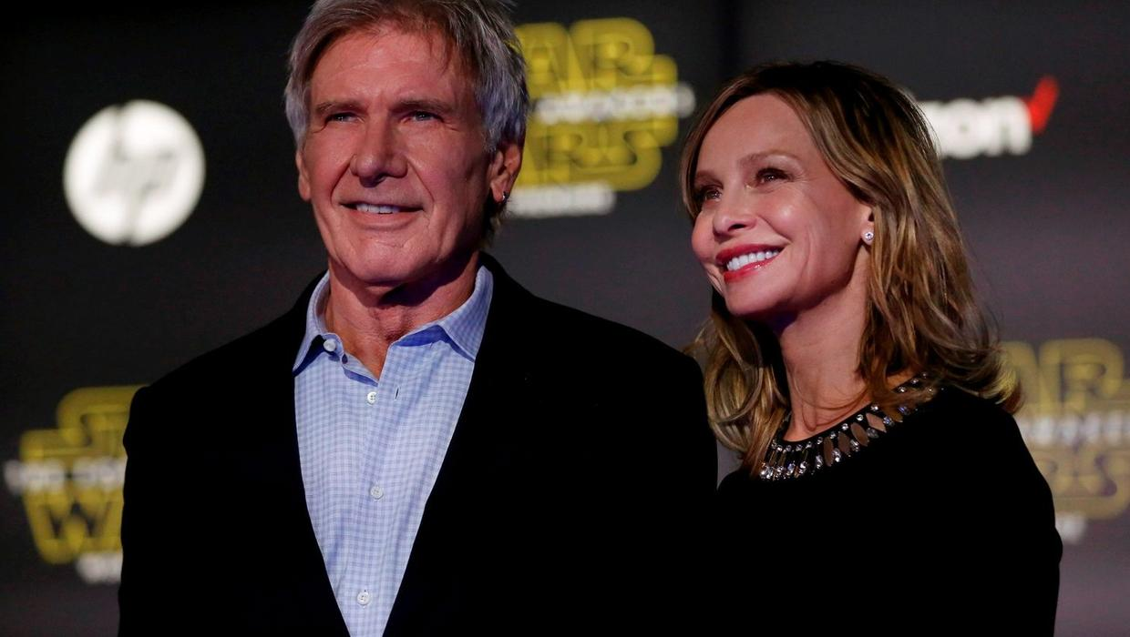 Harrison Ford, Calista Flockhart Divorce Rumors and Real Truth