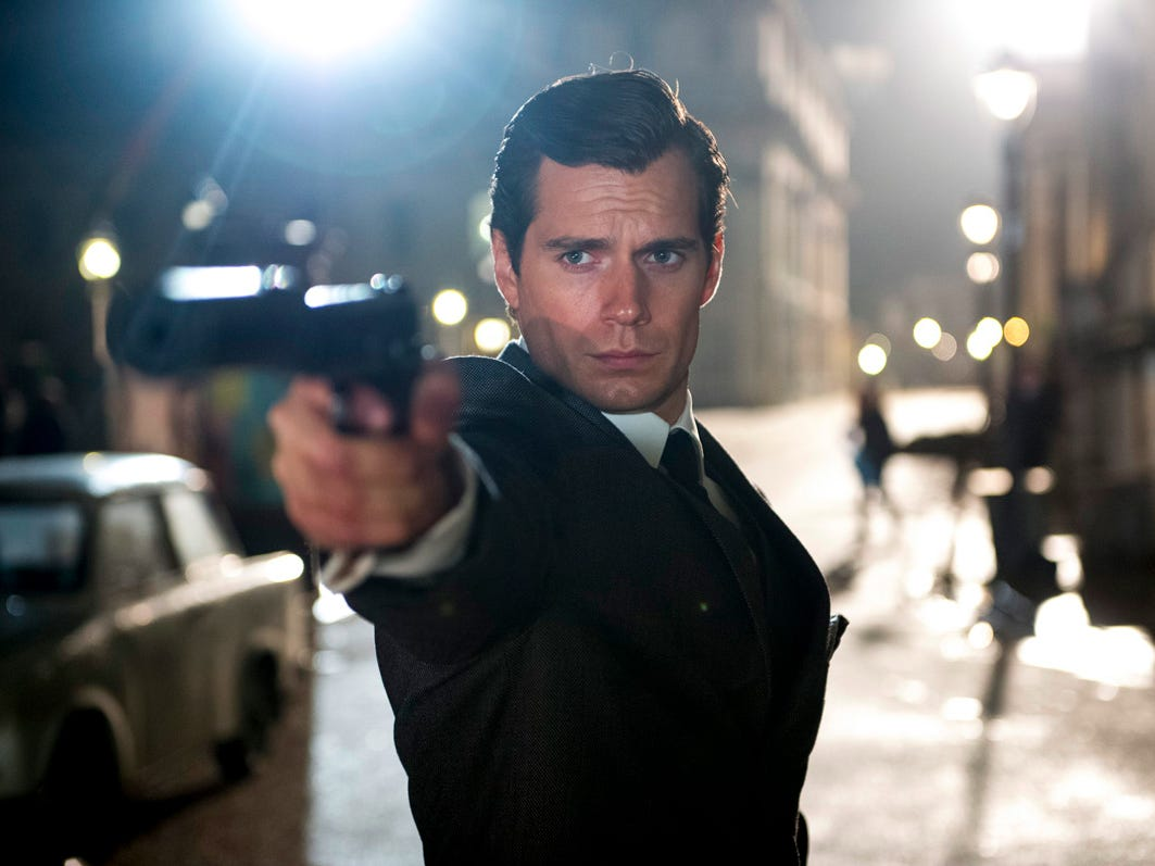 Henry Cavill is the Top Choice of next James Bond