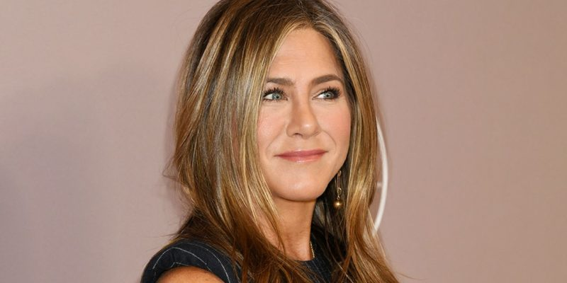 Jennifer Aniston Dating Rumors- Friends Star in a Secret Relationship with a Mystery Guy?
