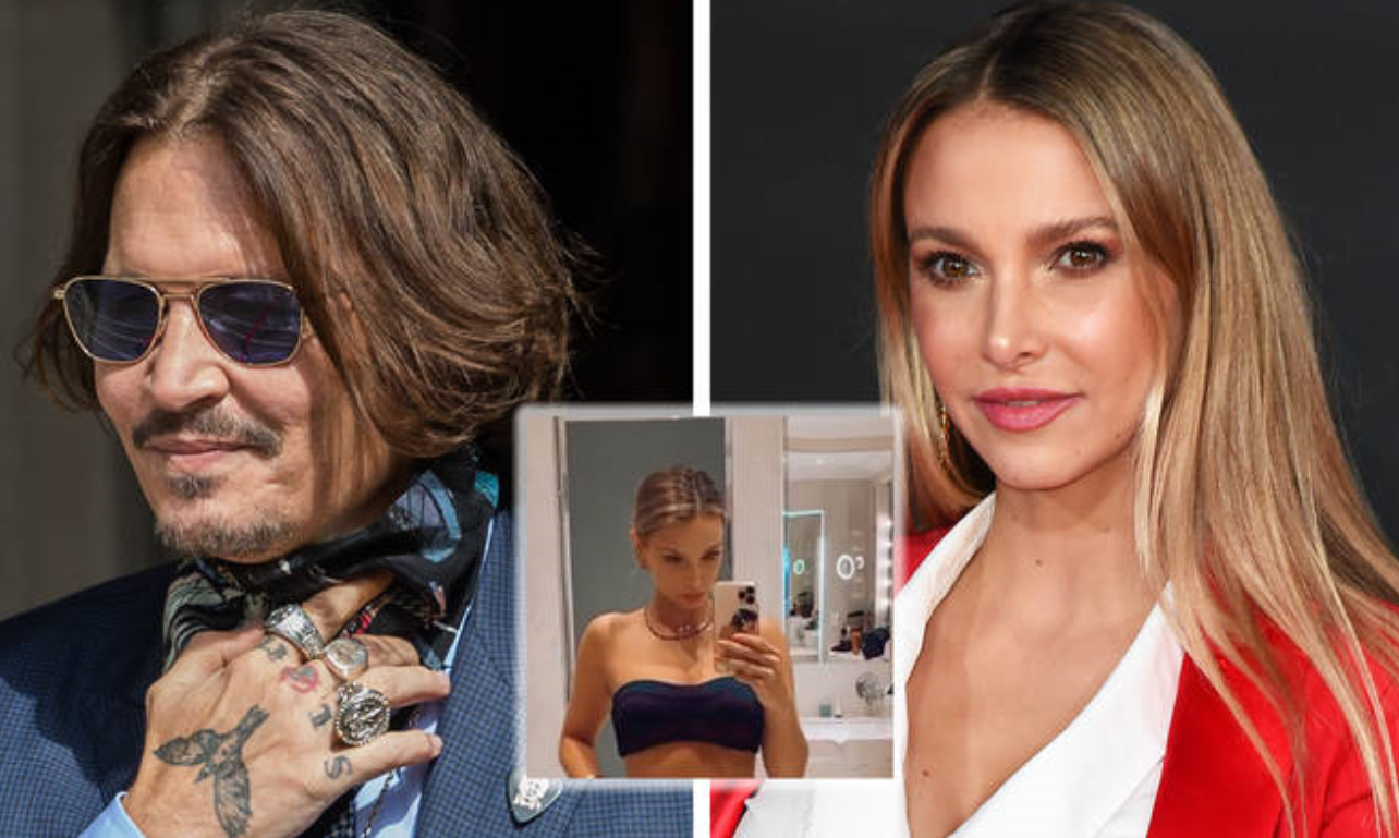 Johnny Depp Sophie Hermann Dating Rumors and Real Truth