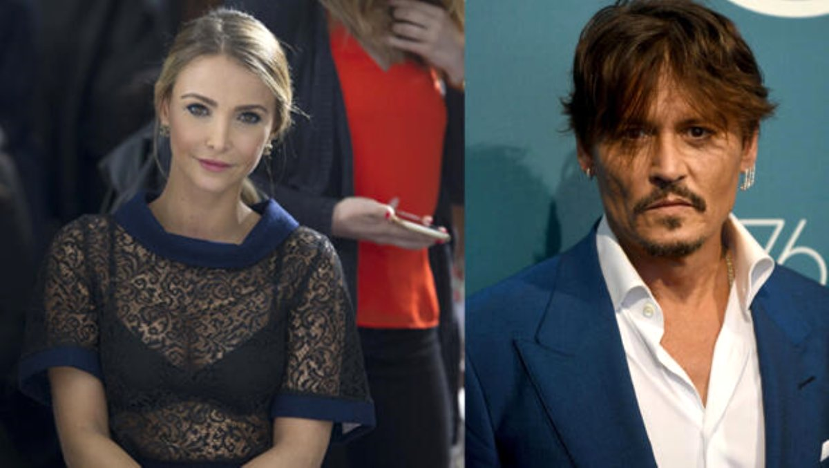 Johnny Depp is planning to settle down with Sophie Hermann