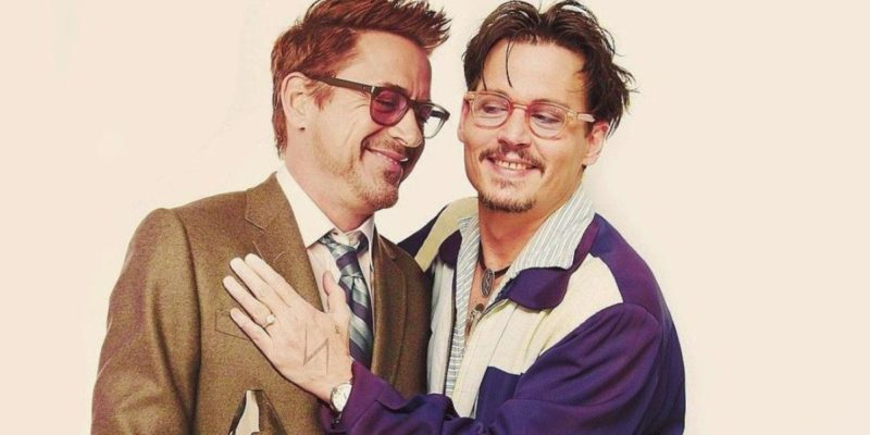 Johnny Depp to play the Villain in Sherlock Holmes 3 after request by Robert Downey Jr.