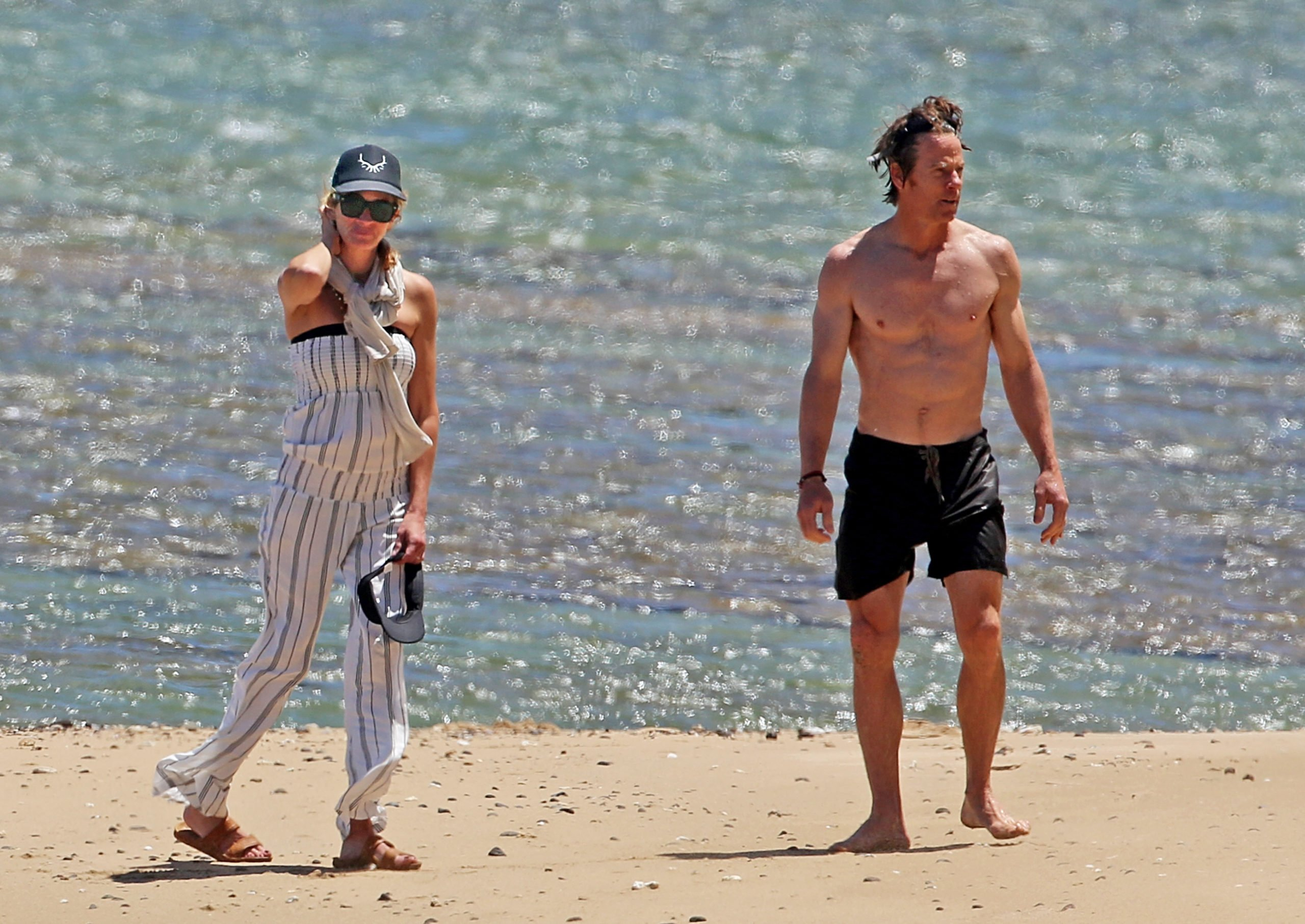 Julia Roberts and Danny Moder had a Hawaii Vacation for saving Marriage