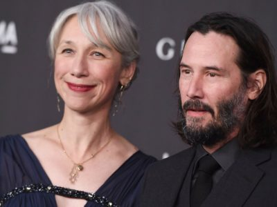 Keanu Reeves, Alexandra Grant Wedding Rumors- Couple to Marry and have Babies Soon