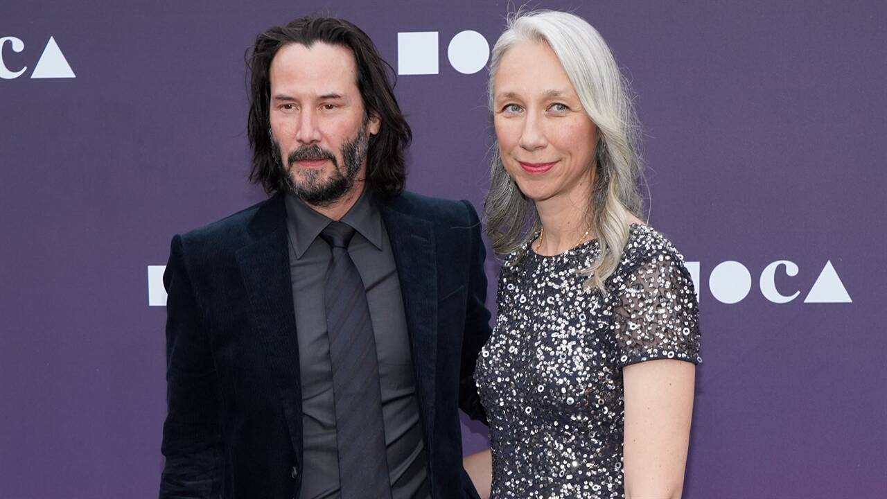 Keanu Reeves and Alexandra Grant are Planning to Start a Family Soon