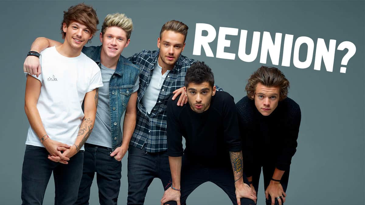 Liam Payne on One Direction Reunion Songs and Tours