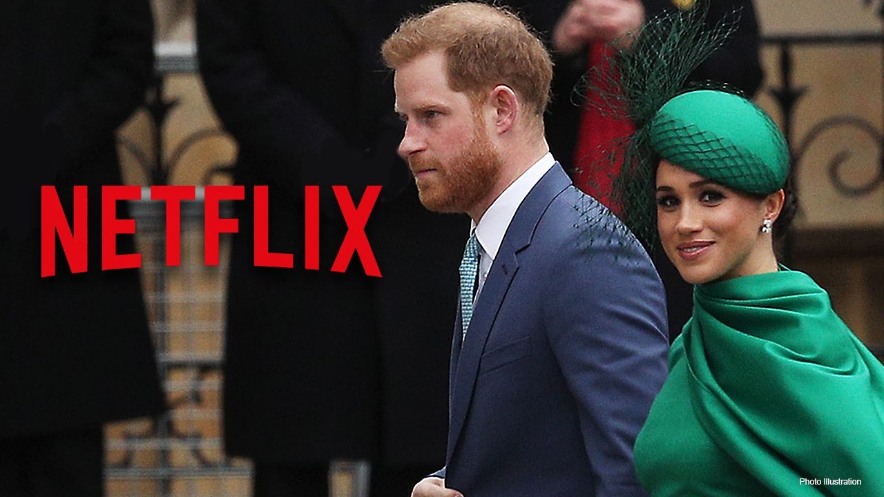 Meghan Markle and Prince Harry's Deal with Netflix and other Details