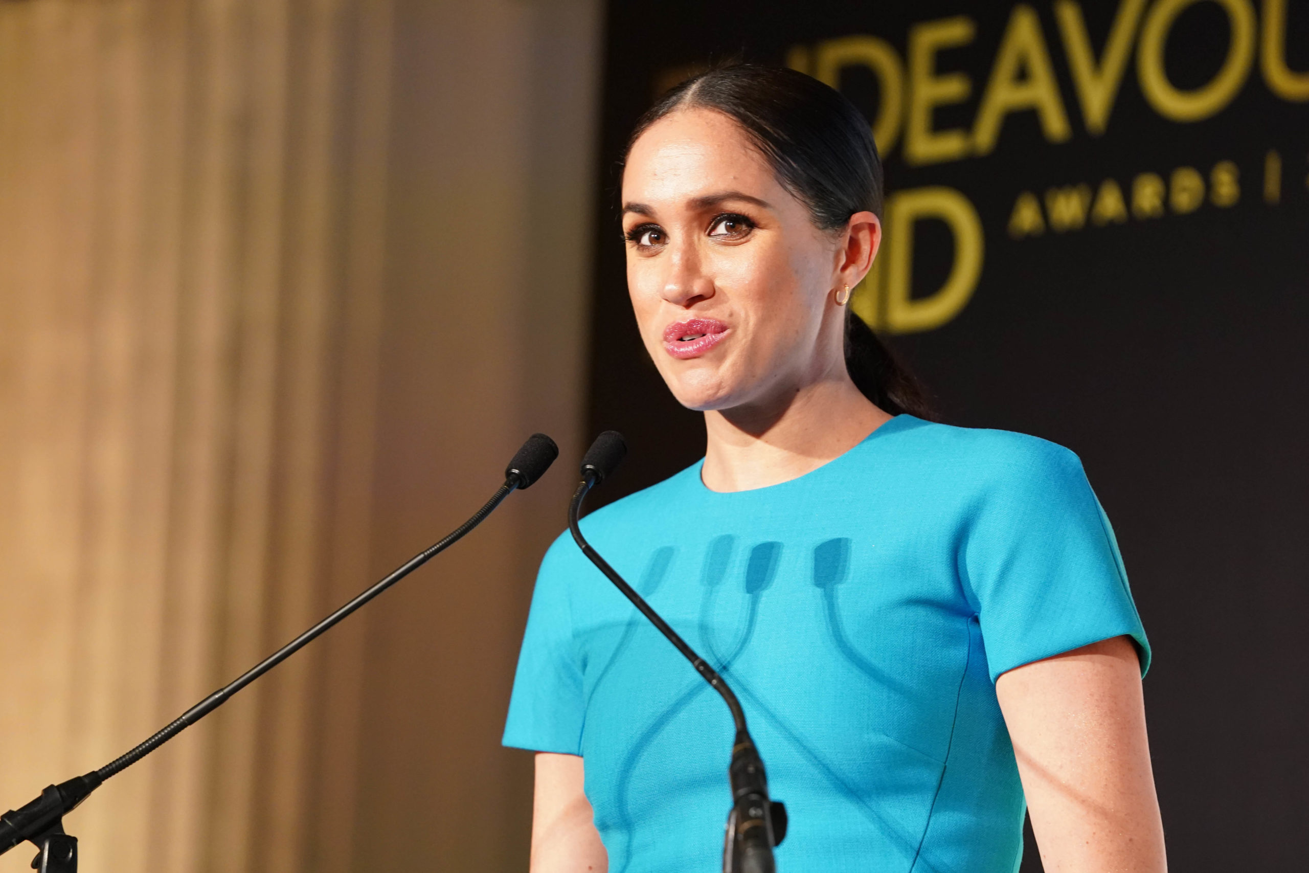 Meghan Markle wants to Win an Oscar Award