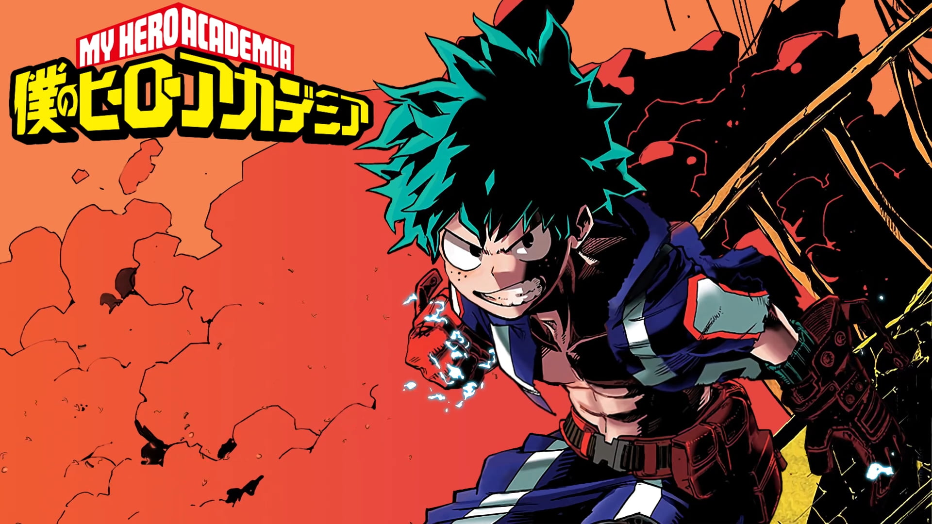 My Hero Academia Chapter 284 Raw Scans and English Manga Read Online