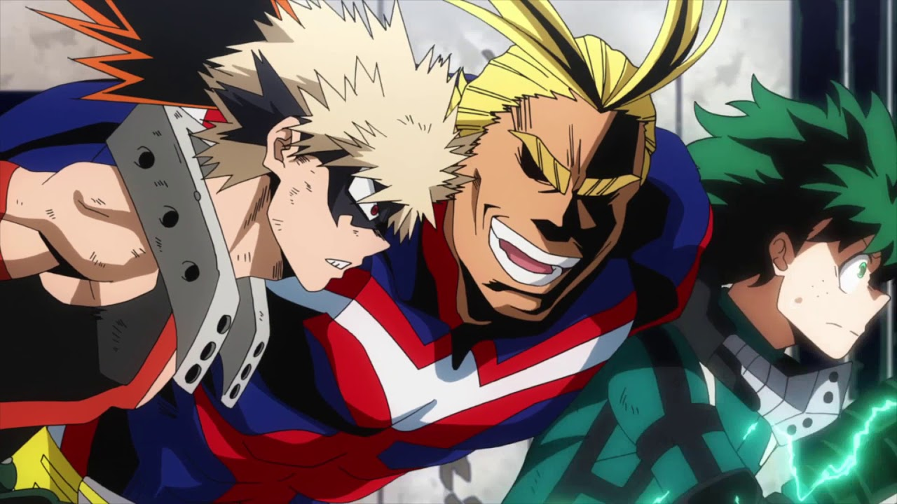 My Hero Academia Chapter 284 Release Date and Read Manga Online