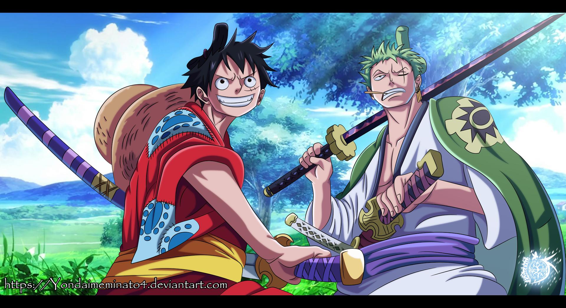 One Piece Chapter 990 Full Spoilers and Summary