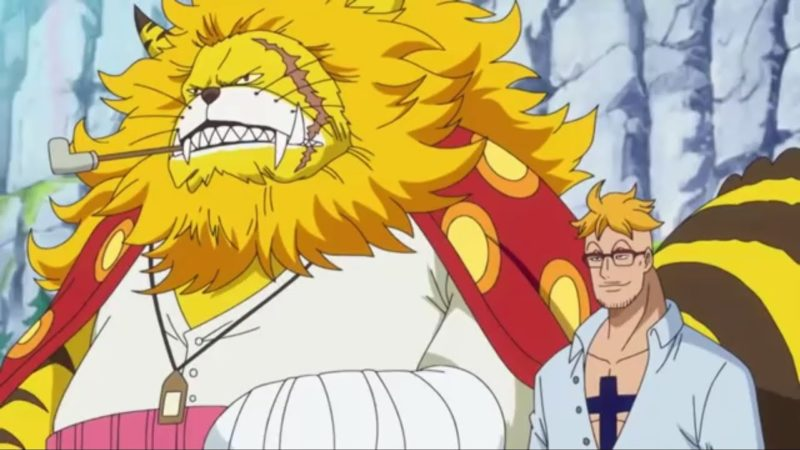 One Piece Chapter 991 Raw Scans Leaks, Spoilers: Marco ...
