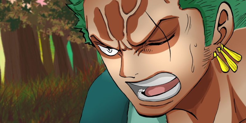 One Piece Chapter 991 Spoilers Out- Zoro and X Drake Fights and Blocks Apoo's attacks