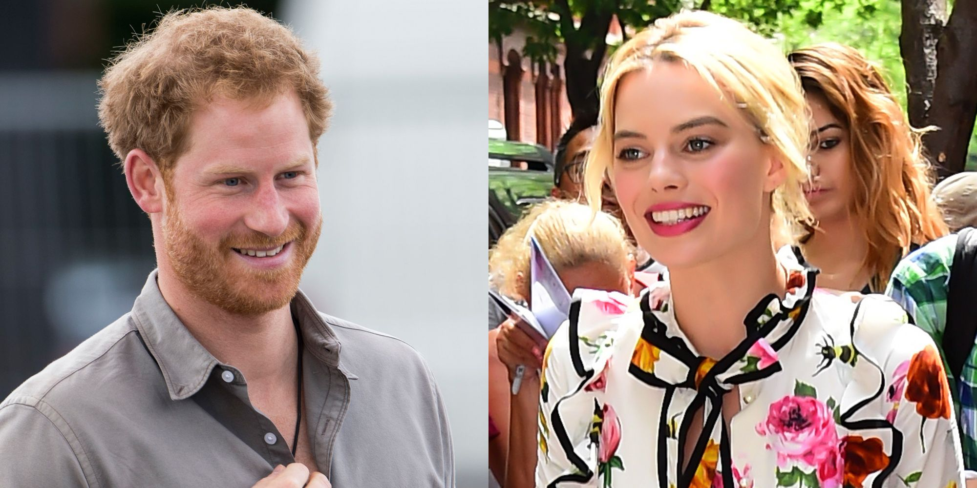 Prince Harry and Margot Robbie are Secretly meeting in Los Angeles