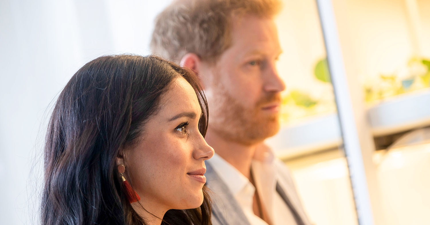 Prince Harry and Meghan Markle are Fighting over LA Shifting