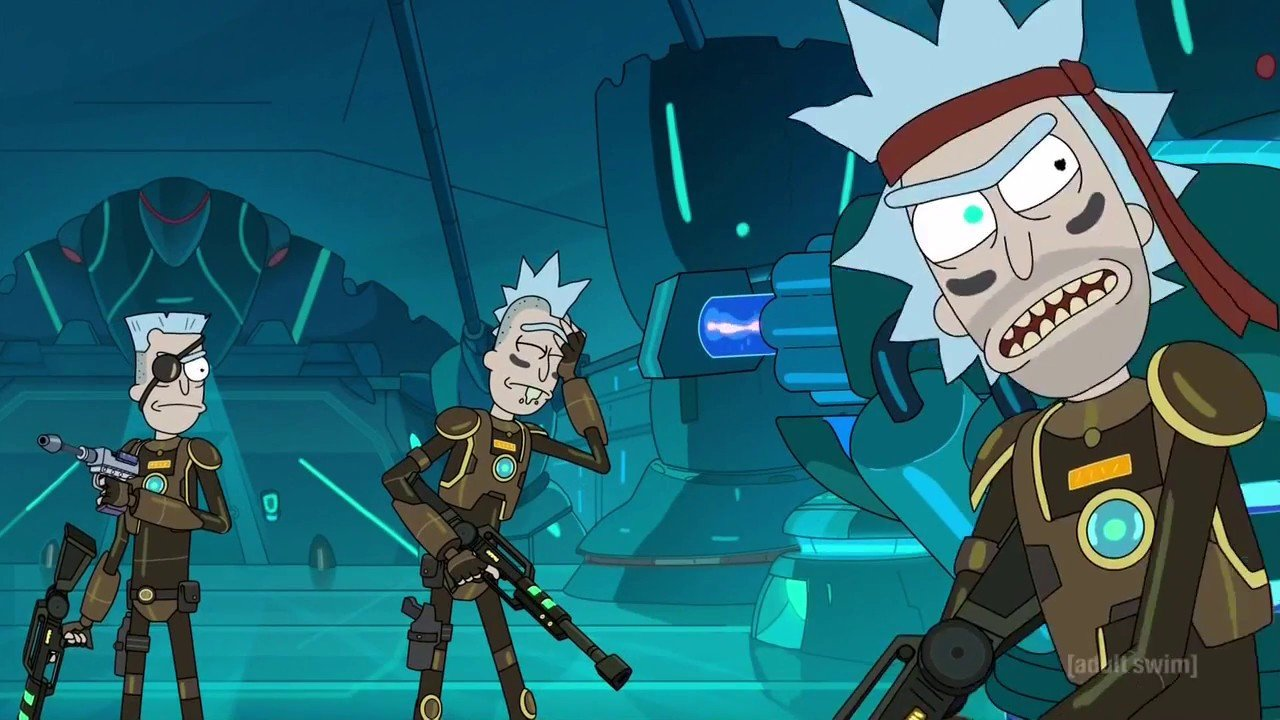 Rick and Morty Season 5 Release Date and Trailer