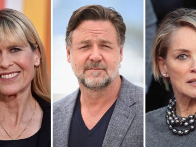 Russell Crowe, Terri Irwin, Sharon Stone Rumors- Is there a Love Triangle among the Stars?