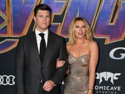 Scarlett Johansson, Colin Jost Wedding Rumors- Black Widow Star to get Married and have a Baby?