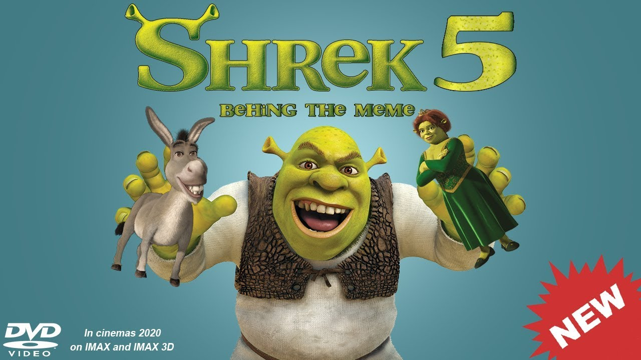 Shrek 5 Release Date and Trailer Predictions