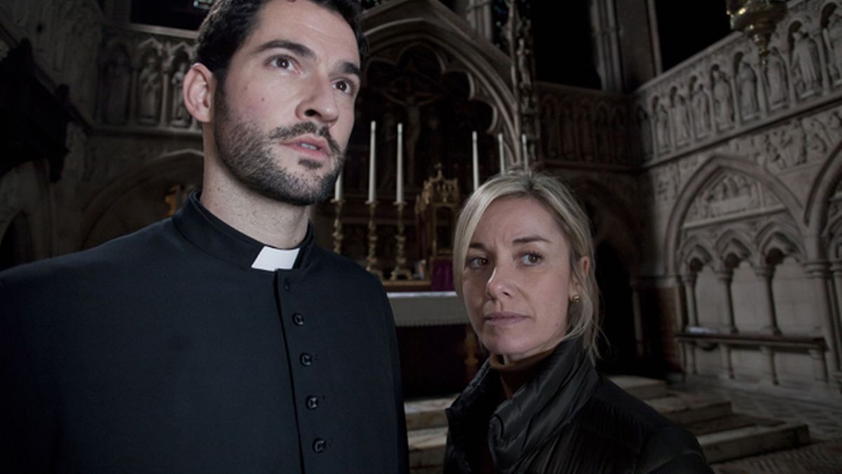 Tom Ellis is already a Part of the Doctor Who