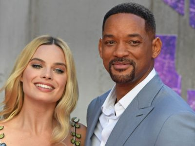 Will Smith, Margot Robbie Dating Rumors- Couple having a Secret Affair after Suicide Squad?