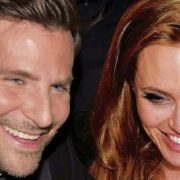 Bradley Cooper and Angelina Jolie