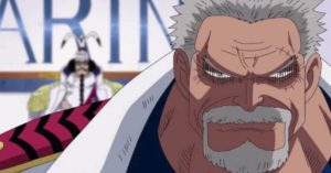 One Piece Chapter 992 Garp