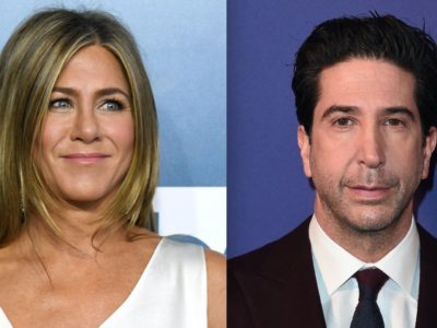 David Schwimmer Jennifer Aniston