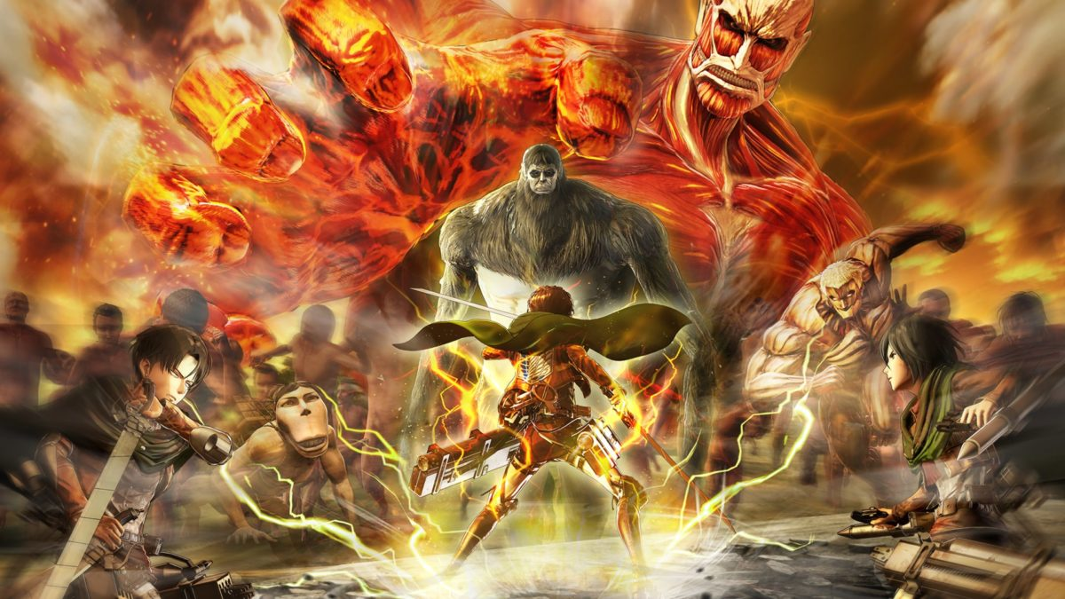 Attack on Titan Chapter 134 Release Date Confirmed: Manga ...