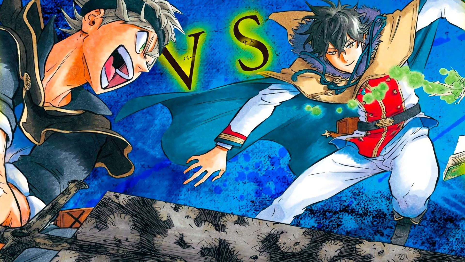 Black Clover Chapter 266 Release Date and Manga Read Online