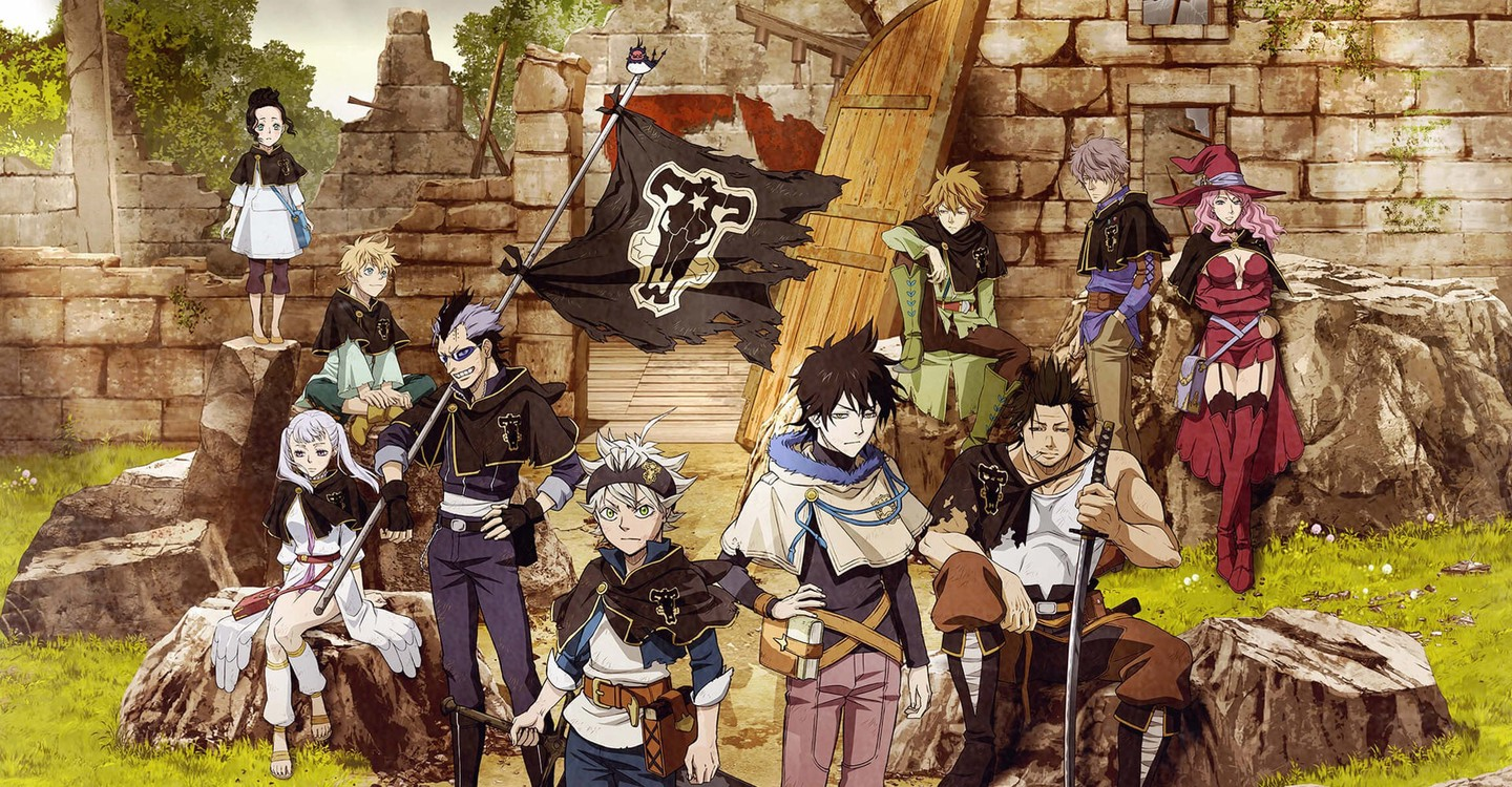 Black Clover Chapter 268 Release Date, Raw Scans and Read Online