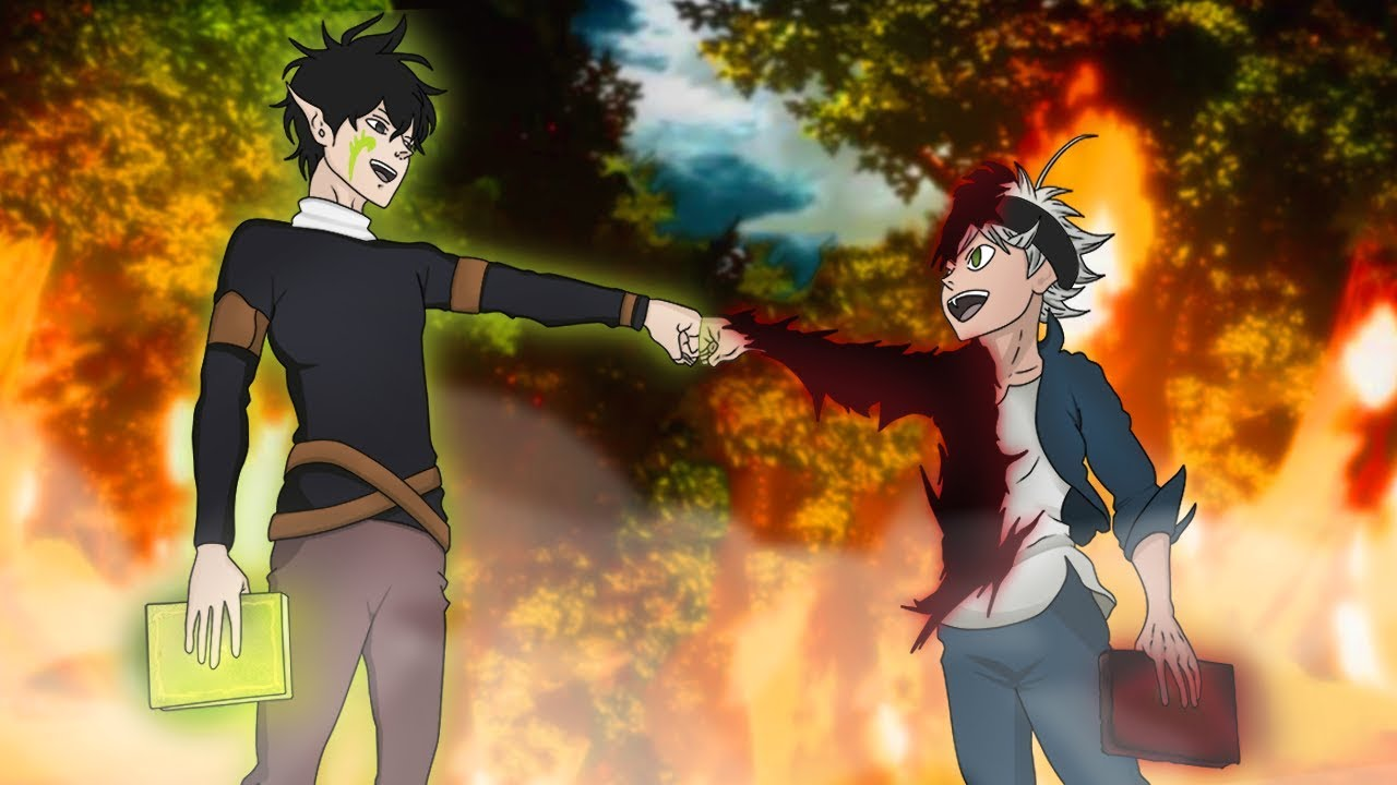 Black Clover Chapter 268 Release Date and Manga Read Online