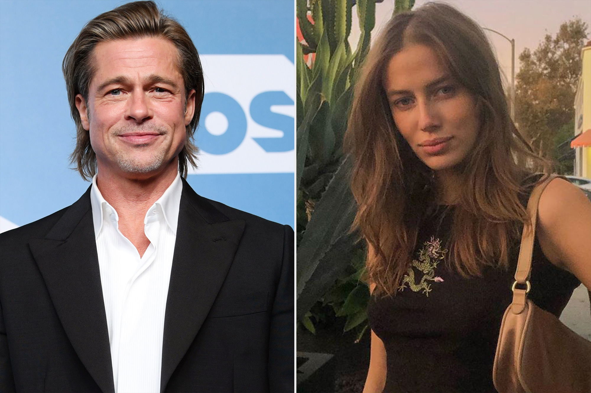 Brad Pitt, Nicole Poturalski Breakup Rumors and Real Truth
