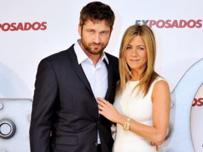 Jennifer Aniston, Gerard Butler Dating Rumors- Jen moves on after Brad and Nicole Relationship
