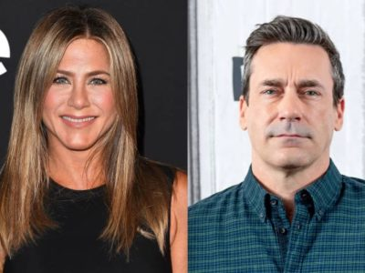 Jennifer Aniston, Jon Hamm Dating Rumors- Friends Star having a Romance with Mad Men Actor