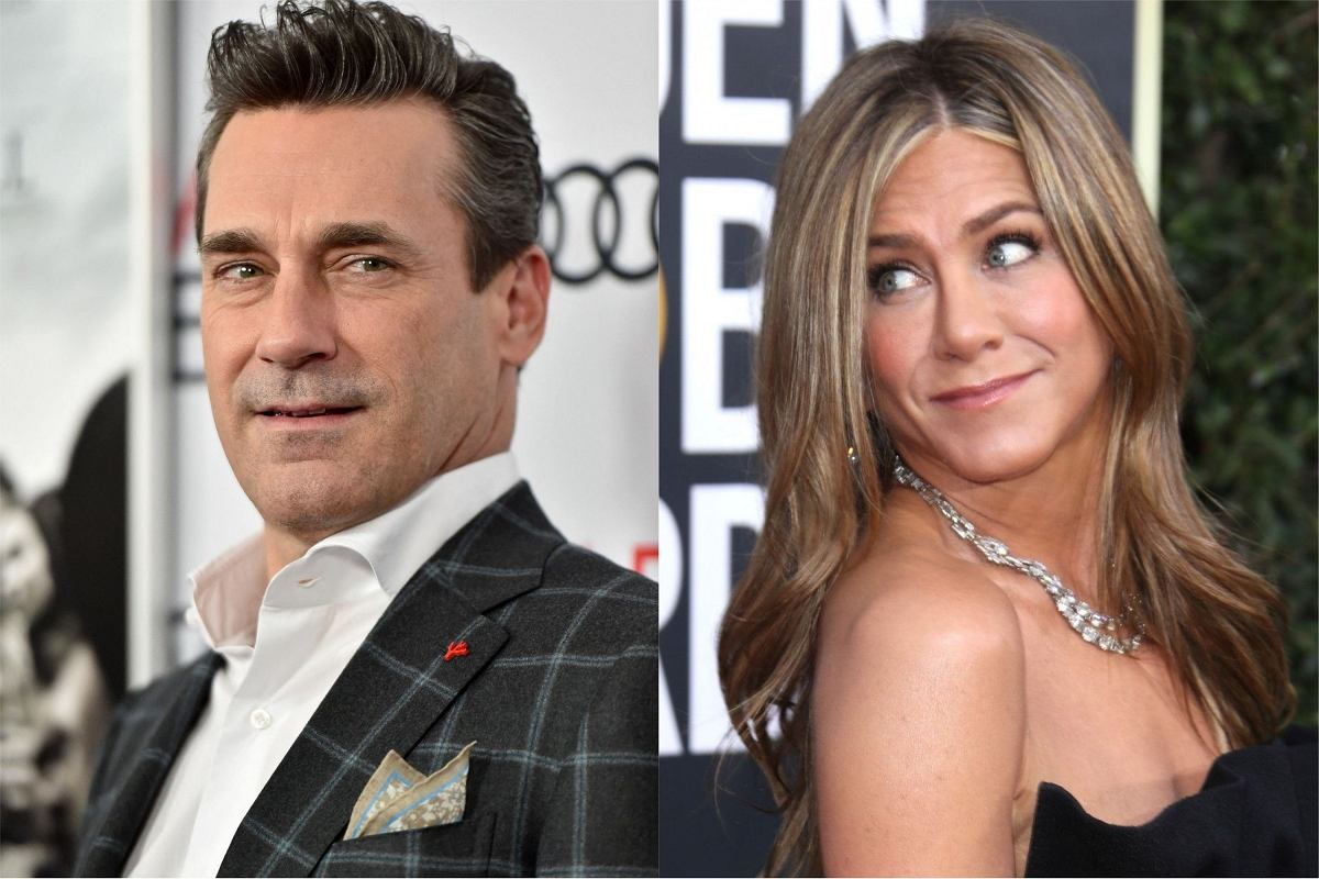 Jennifer Aniston, Jon Hamm Dating Rumors and Real Truth