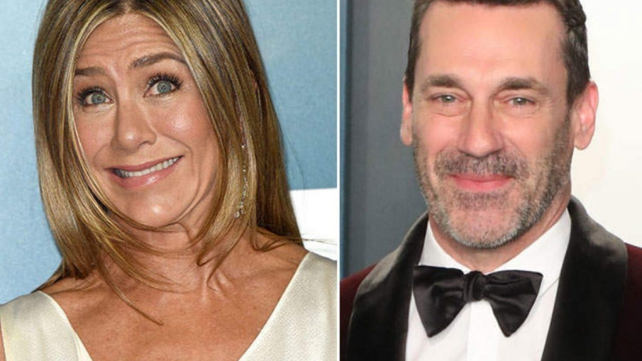 Jennifer Aniston and Jon Hamm are having a Secret Romance