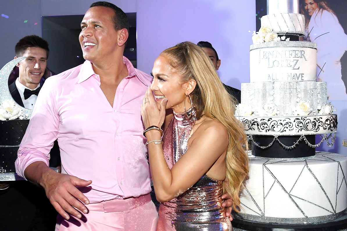 Jennifer Lopez and Alex Rodriguez are Planning a very Expensive Marriage Ceremony