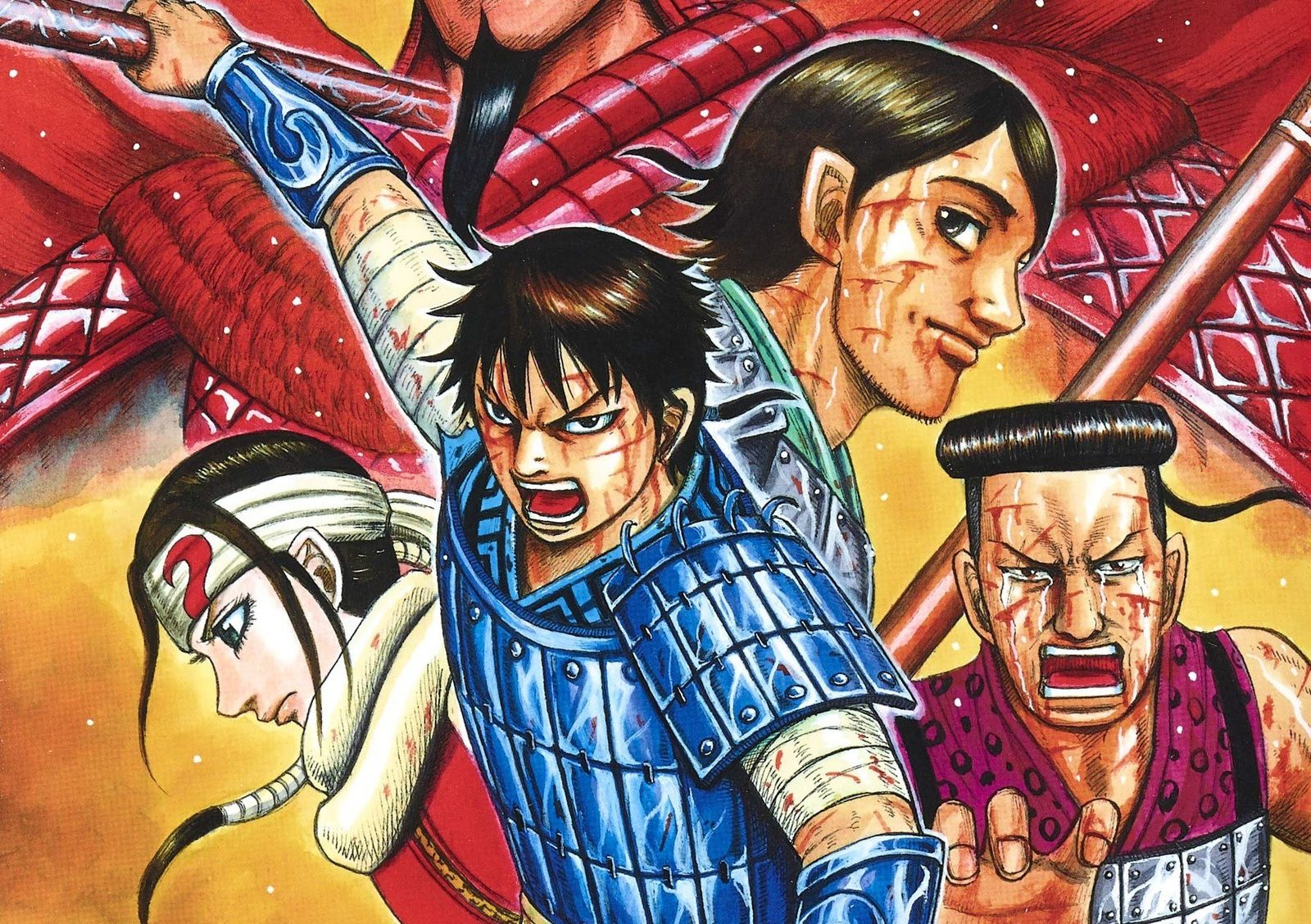 Kingdom Chapter 658 Release Date and Manga Read Online