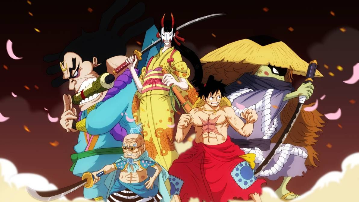 One Piece Chapter 993 Release Date and Manga Read Online