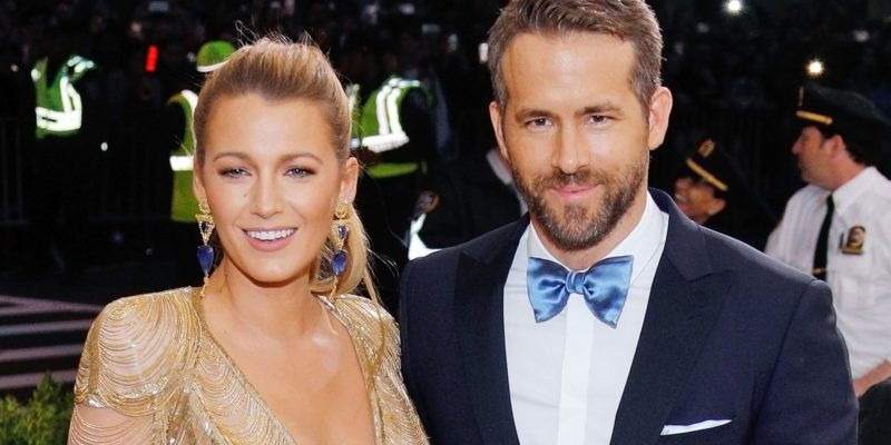 Blake Lively can`t believe she`s still married to Ryan Reynolds