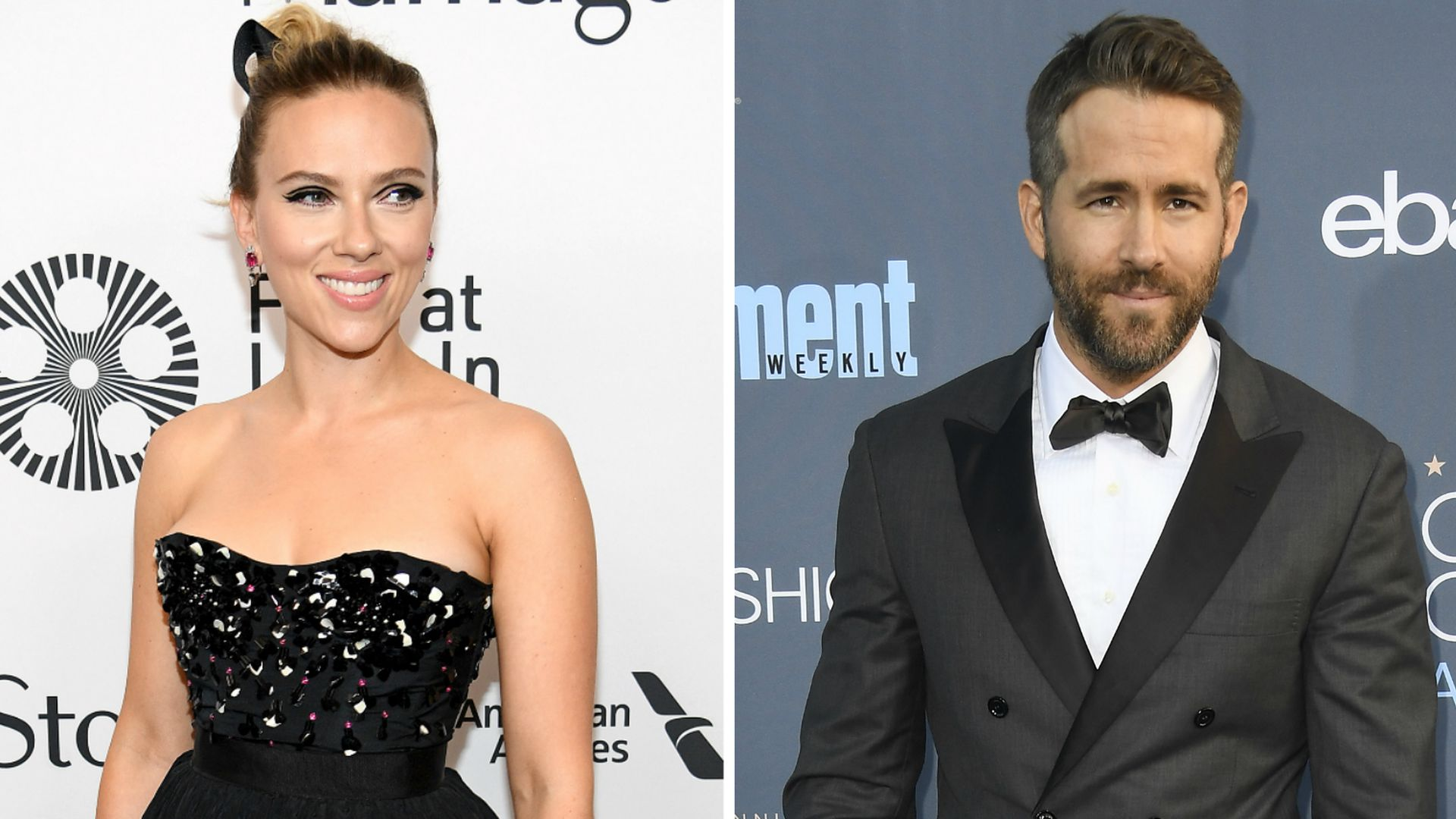Ryan Reynolds is going back to Scarlett Johansson and leaving Blake Lively?