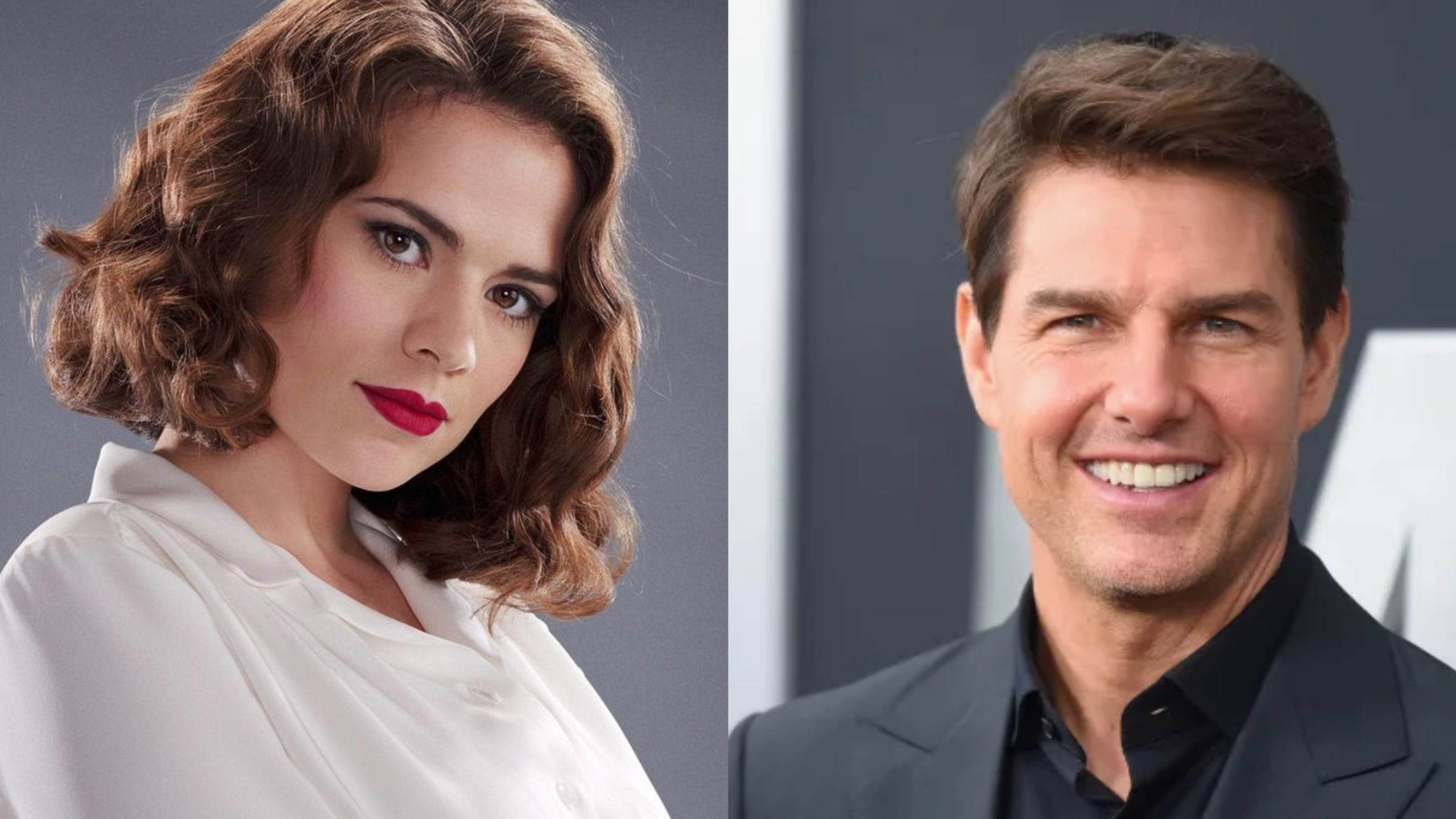 Tom Cruise Hayley Atwell Mission Impossible