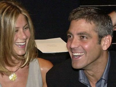 Jennifer Aniston George Clooney