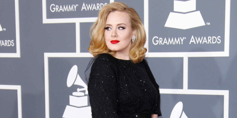 Adele set to become an Actress, Jennifer Lawrence and Bradley Cooper helping the Singer