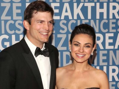 Ashton Kutcher, Mila Kunis Split Rumors- Couple Fighting over Ashton's Drinking Addiction