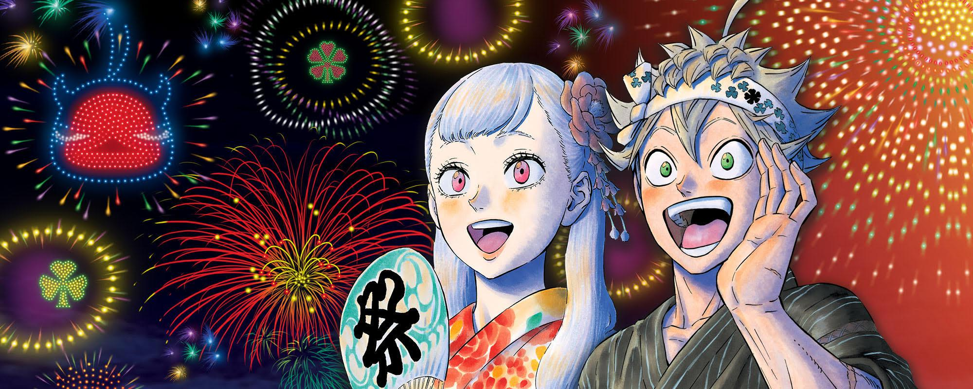Black Clover Chapter 270 Read Online for Free and Legally